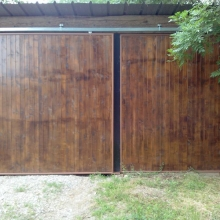fermeture-garage-coulissante-metal
