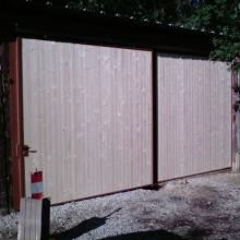 portail-coulissant-metal-bois