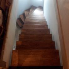 escalier-metal-bois