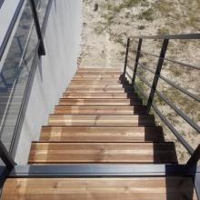 escalier-terrasse