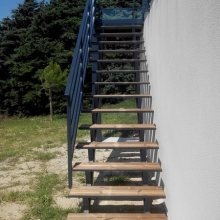 escalier-thermolaqué-exterieur