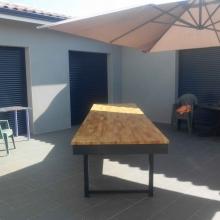 table-terrasse-bois-metal